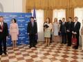 На празднование Дня Киева в столицу приехали делегаты из 14 городов