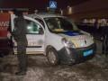 В Киеве грабитель ранил полицейского