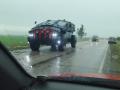 Россия доставила в Крым новейшие броневики ФСБ Каратель