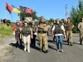 Зону проведения ООС посетила делегация из Литвы