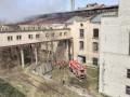 В Черновицкой области горел завод