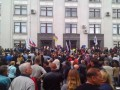 Луганский облсовет: в Украине идет гражданская война