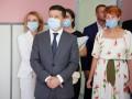 Визит Зеленского в Днепр закончился четырьмя уголовными делами