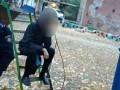 В Херсоне произошла стрельба на детской площадке