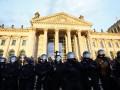 Более 300 человек задержали на акции протеста в Берлине