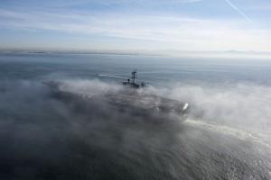 КНДР: Наши силы готовы потопить атомный авианосец США одним ударом