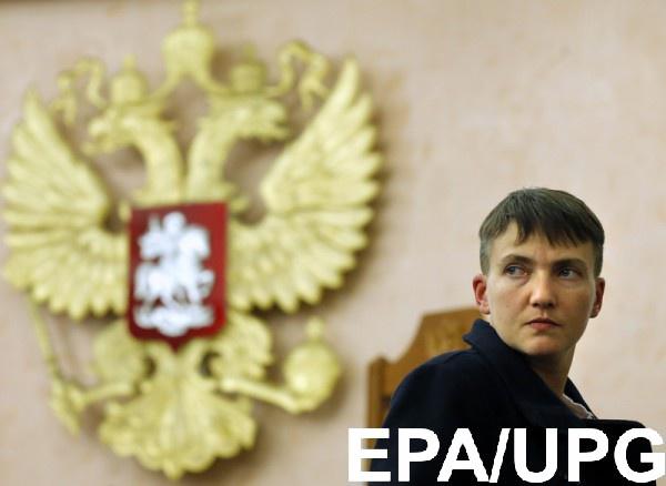 Савченко прибыла в ДНР