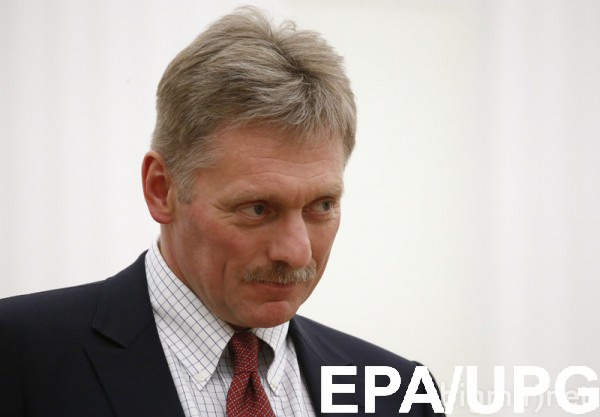 У Пескова прокомментировали раздачу паспортов на Донбассе