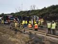 В Чили почти 60 человек пострадали в ДТП с автобусом