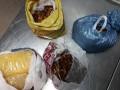 В аэропорту Борисполь задержали гражданина Турции с 20 кг янтаря