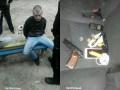 Пьяная компания устроила стрельбу на детской площадке в Киеве