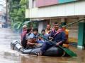 Число жертв наводнения в Индии превысило 160 человек