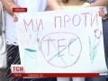 Под Киевом стройка электростанции вызвала скандал