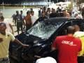 Автомобиль въехал в толпу людей в Рио-де-Жанейро