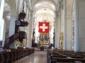 В Швейцарии супружеская пара на пенсии ради острых ощущений грабила церкви