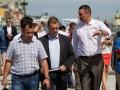 Кличко пообещал, что Почтовая площадь будет открыта ко Дню Независимости