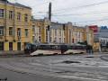 В Киеве временно остановлено движение трамваев