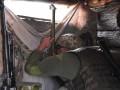 На Донбассе без обстрелов, но есть нарушение