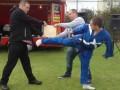 Ноги не оттуда растут: самая худшая демонстрация боевых искусств (ВИДЕО)
