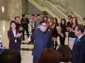 Ким Чен Ын высоко оценил концерт музыкантов из Южной Кореи