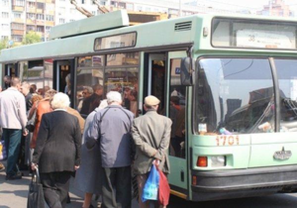 автобусов и троллейбусов