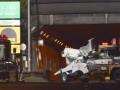 В японской фирме, владеющей рухнувшим тоннелем, проходят обыски