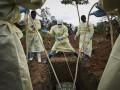 Вспышку Эболы в Африке удалось погасить