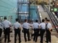В метро Китая женщину ранил дикий кабан
