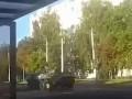 В Минске заметили колонну военной техники