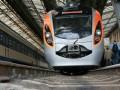 Поезд Hyundai сломался по дороге из Львова в Киев