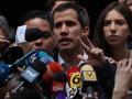 Гуайдо пообещал продолжить протесты в Венесуэле