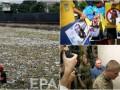 День в фото: Суд над Ефремовым, тайфун на Филиппинах и протест против Путина в Словении