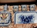 Медведев подарил Януковичу рюмки с двуглавым орлом