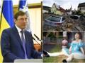 День в фото: пресс-конференция Луценко, Алиса на Пейзажной аллее и наводнение в Германии