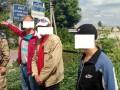 Пограничники задержали троих украинцев при попытке бегства в РФ