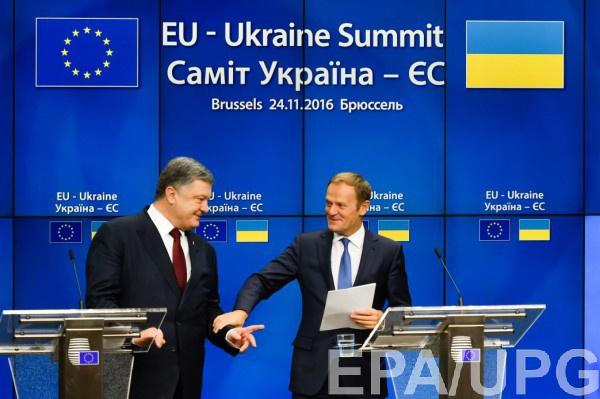 Евродепутат: Безвизовый режим с Украинским государством преднамеренно блокируют вЕС