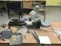 Полиция нашла подпольный цех по обработке янтаря в Ровенской области