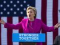 Хиллари Клинтон впервые после поражения выступила перед американцами