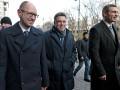 Лидеры оппозиции отправились в Вильнюс на саммит Восточного партнерства