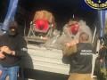 В Киеве военный пытался украсть двигатели к вертолету Ми-8