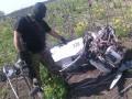 Бойцы полка Днепр-1 сбили крупный российский беспилотник