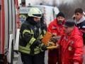 В Черниговской области в ДТП погибли три человека, 15 пострадавших