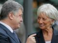 Президент встретился с главой МВФ