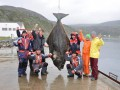 Завидуй, Путин. Немец побил все рекорды пойманной 232-килограммовой рыбой