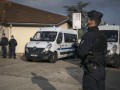 Ликвидация убийцы учителя в Париже попала на видео
