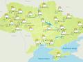 Погода на 15 января: в Украине ожидается теплая погода