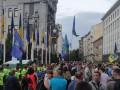 На Банковой протестуют против соглашения с