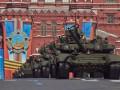 9 мая ни одно официальное лицо не будет представлять Украину на параде в Москве