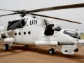 В ДР Конго обстреляли украинский вертолет, ранен миротворец