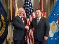 Полторак встретился с главой Пентагона в США